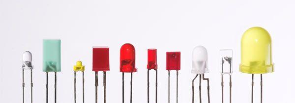 Светодиоды, LED
