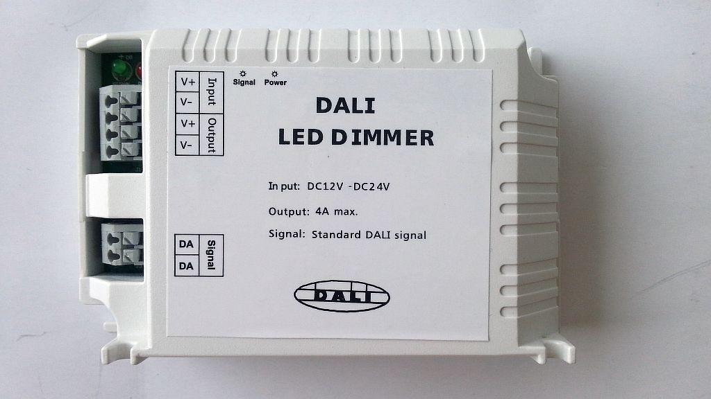 LED DALI dimmer для управления светодиодным освещением.