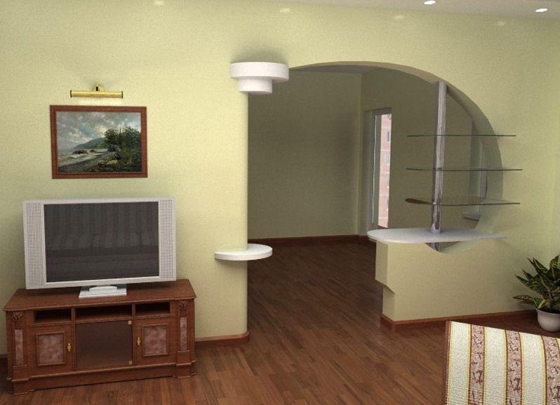 Арки и мебель