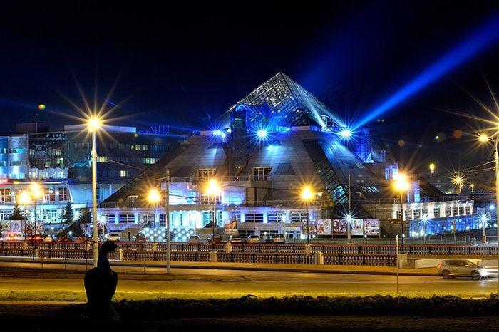 Светодиодное освещение в Татарстане
