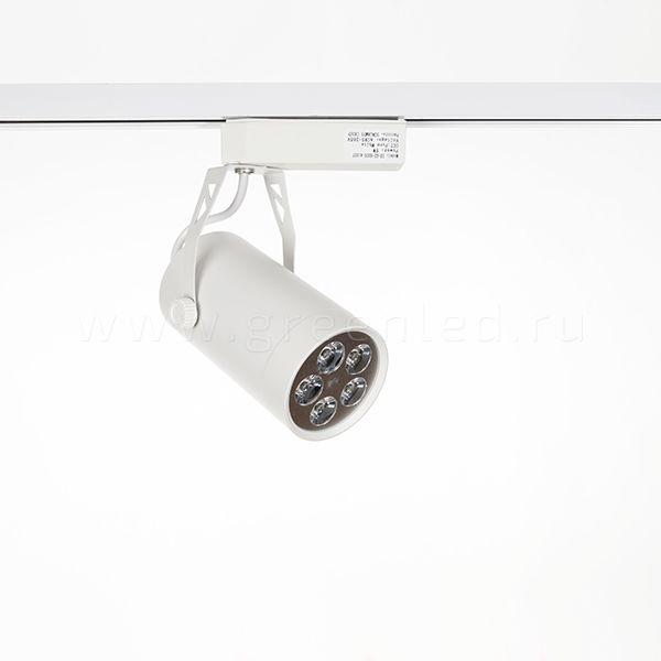 Трековый LED светильник TR-1007