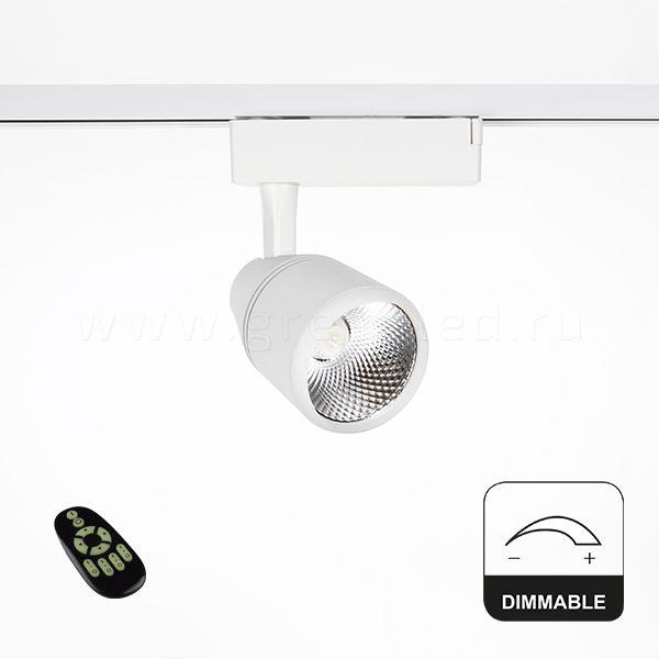 Диммируемый LED светильник TRVD-5013C, белый