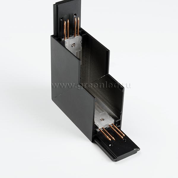Соединитель шинопровода GL угловой L внутренний