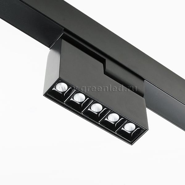 Светильник для трековых клик систем GL1008