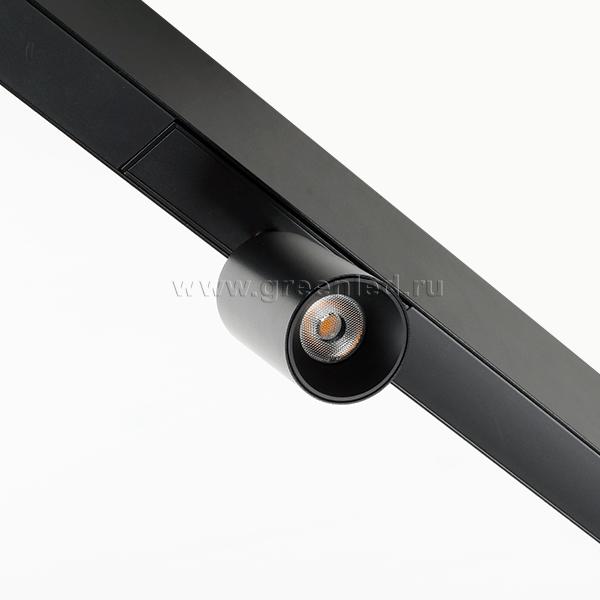 Светильник для трековых клик систем GL1012