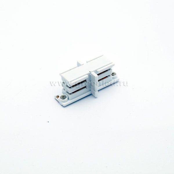 Соединитель внутренний аналог Global XTS 21-1, белый
