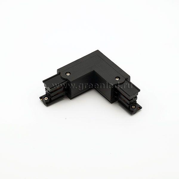 Соединитель угловой аналог Global XTS 35-1, черный