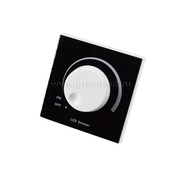 Диммер светорегулятор PE 382RW, черный