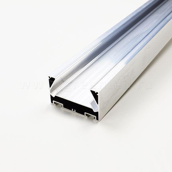 Профиль flexy для натяжных потолков